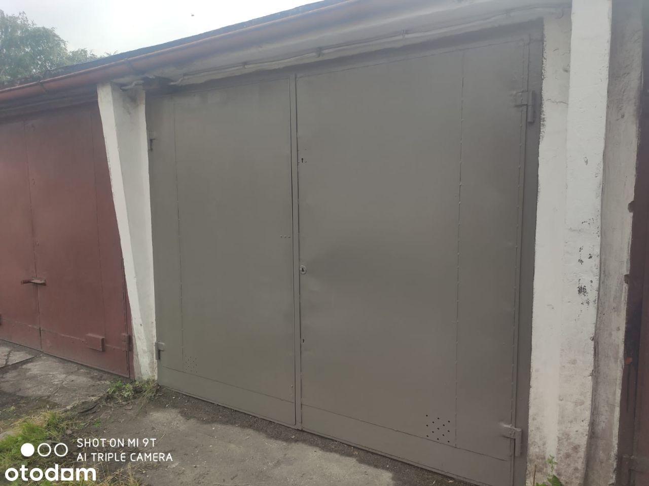 Sprzedam garaż murowany Sosnowiec ul. Andersa