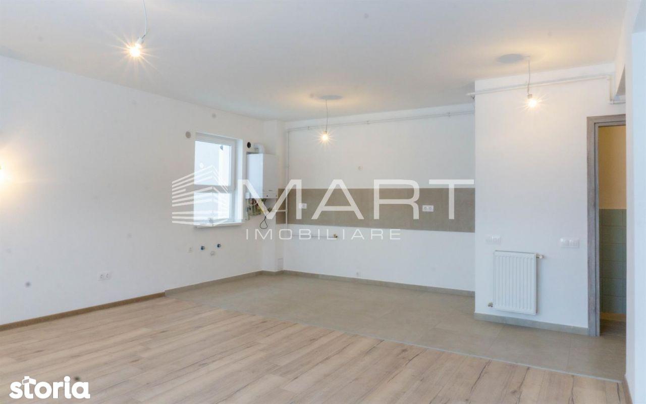 Apartament 3 camere ,decomandat, zona Tractorul, comision 0%