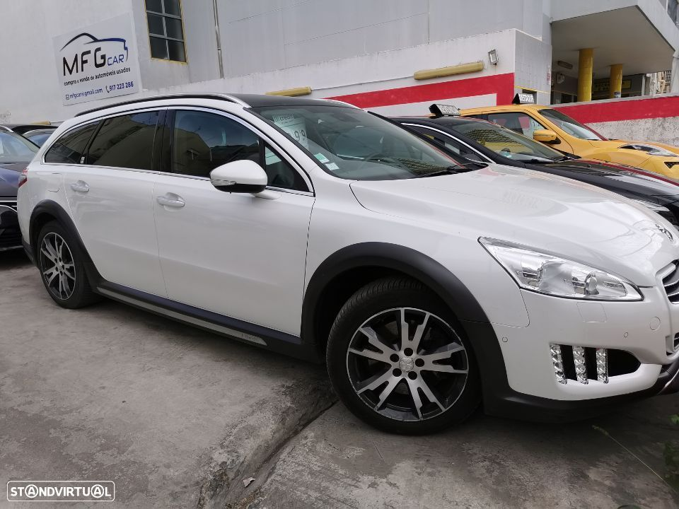 Peugeot 508 RXH 2.0 HDi Hybrid4 Limited Edition 2-Tronic - 3