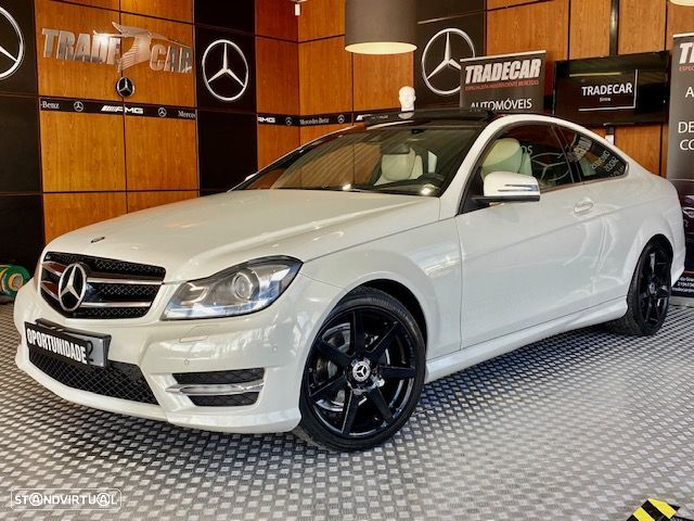 Mercedes-Benz C 250 CDi BE Aut. - 9