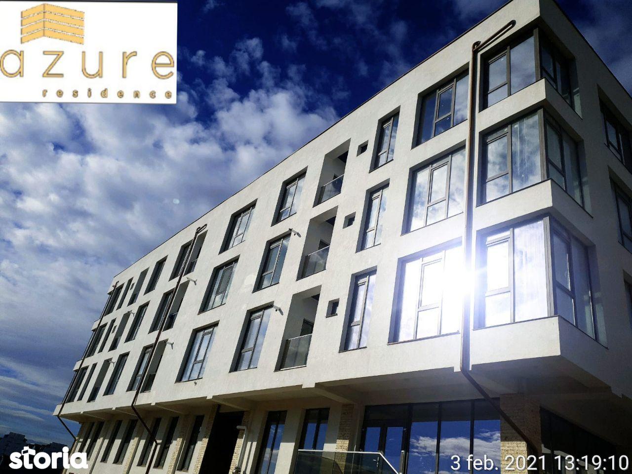 Apartament 3 camere Azure Residence! Zona Mihai Viteazul-Ostirii Lidl