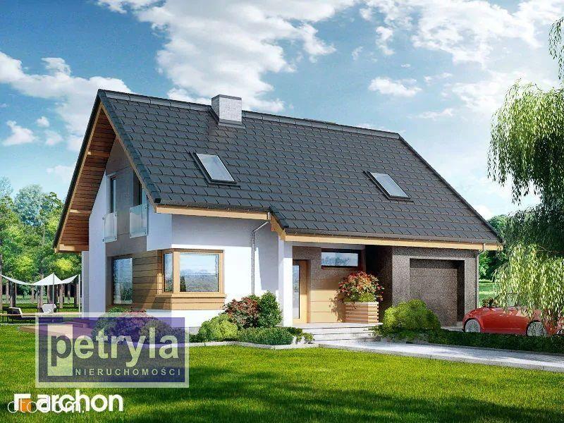 Gotowy dom wolnostojący z garażem, 7km do Krakowa
