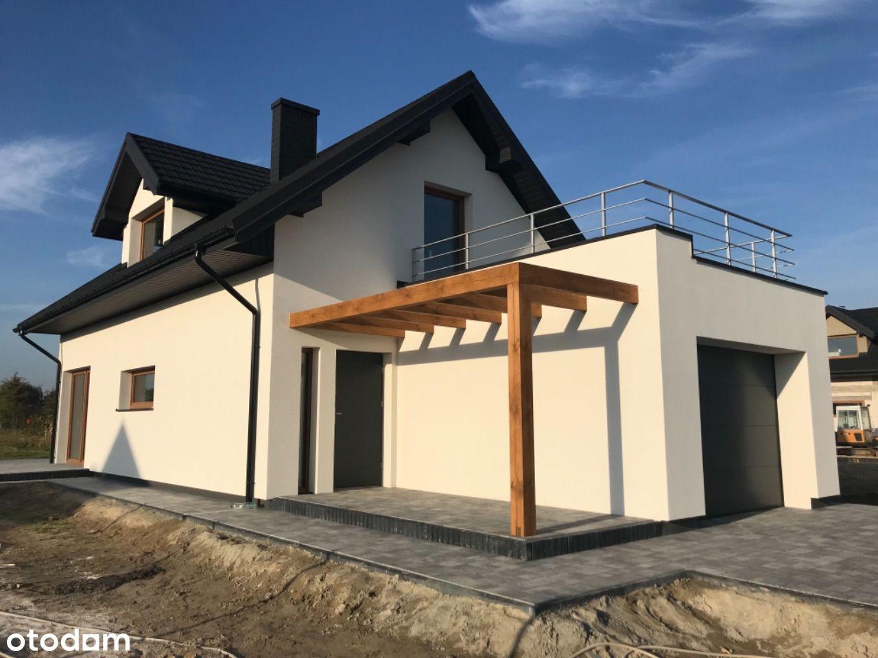 Nowe domy w Zamościu.