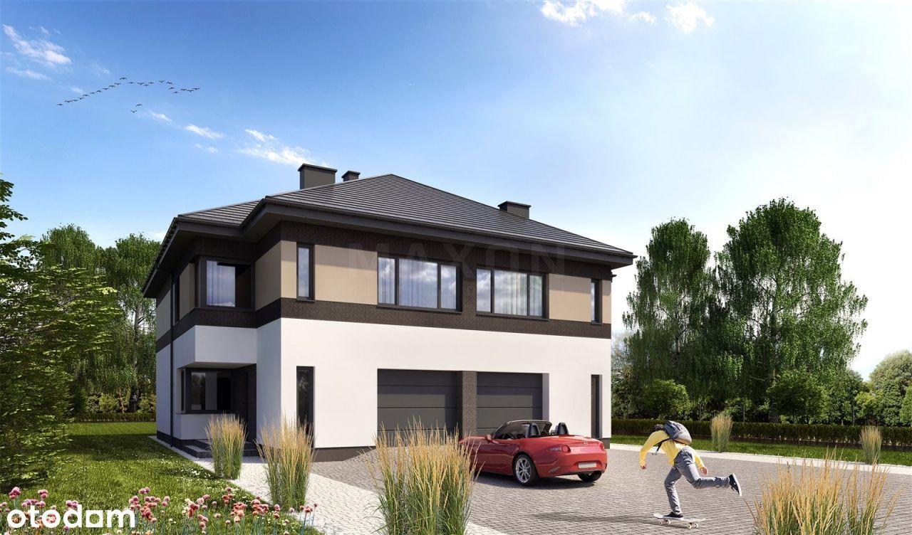Bliźniak 185m 6 pokoi Eco Smart House