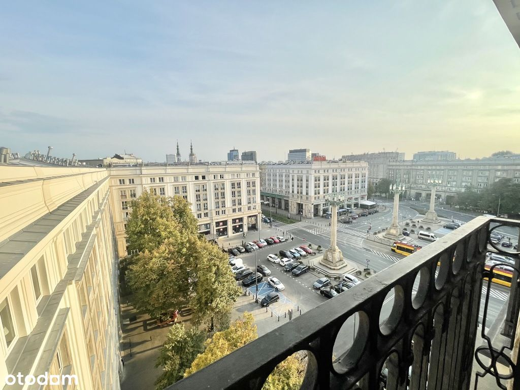 Przepiękny, słoneczny apartament -pl. Konstytucji