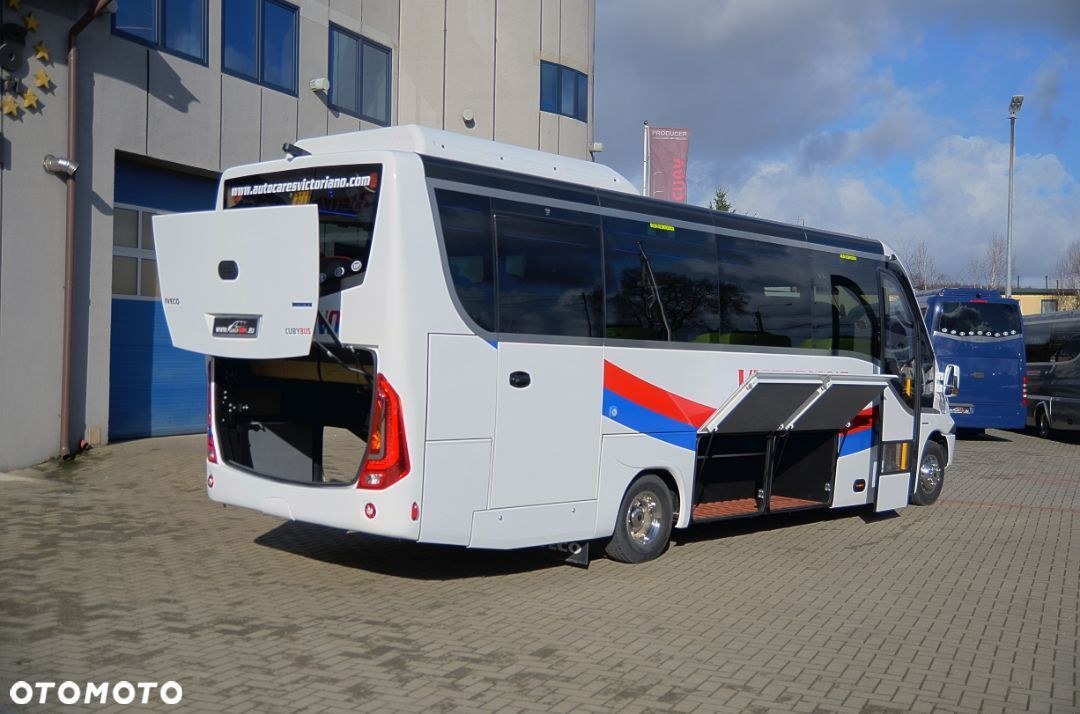 Iveco Cuby 70C HD Tourist Line Winda 31+1+1 No.415  Cuby Iveco 70C HD Tourist Line Winda 31+1+1 No.415 - 13