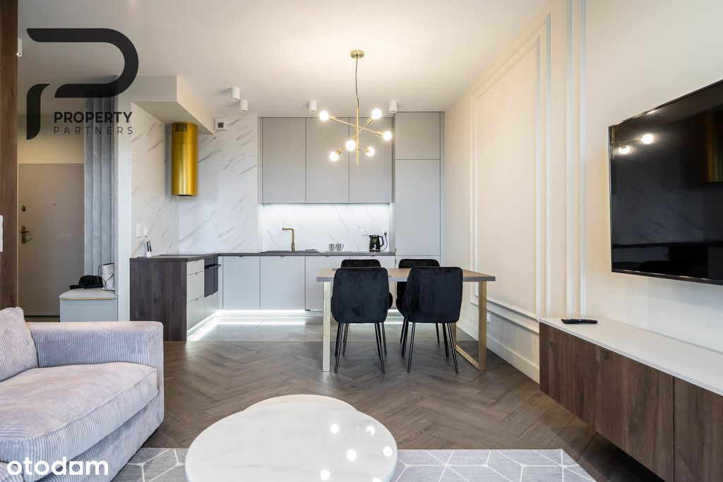 Widokowy apartament na ostatnim piętrze | Eng
