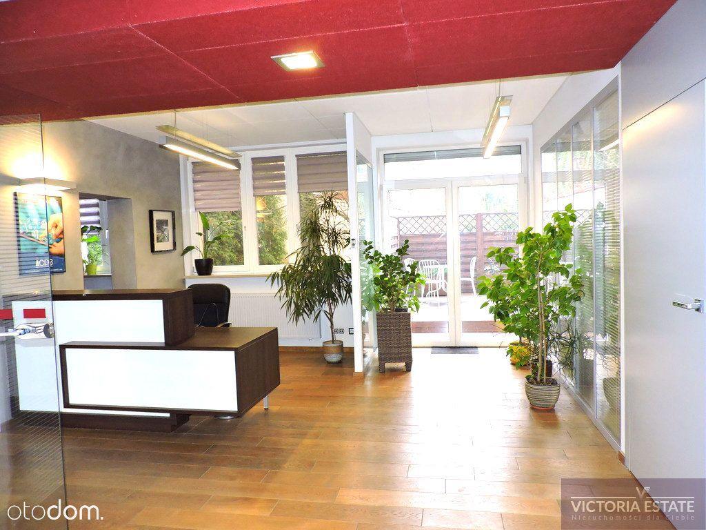 Lokal biurowy w atrakcyjnej lokalizacji - Emaus