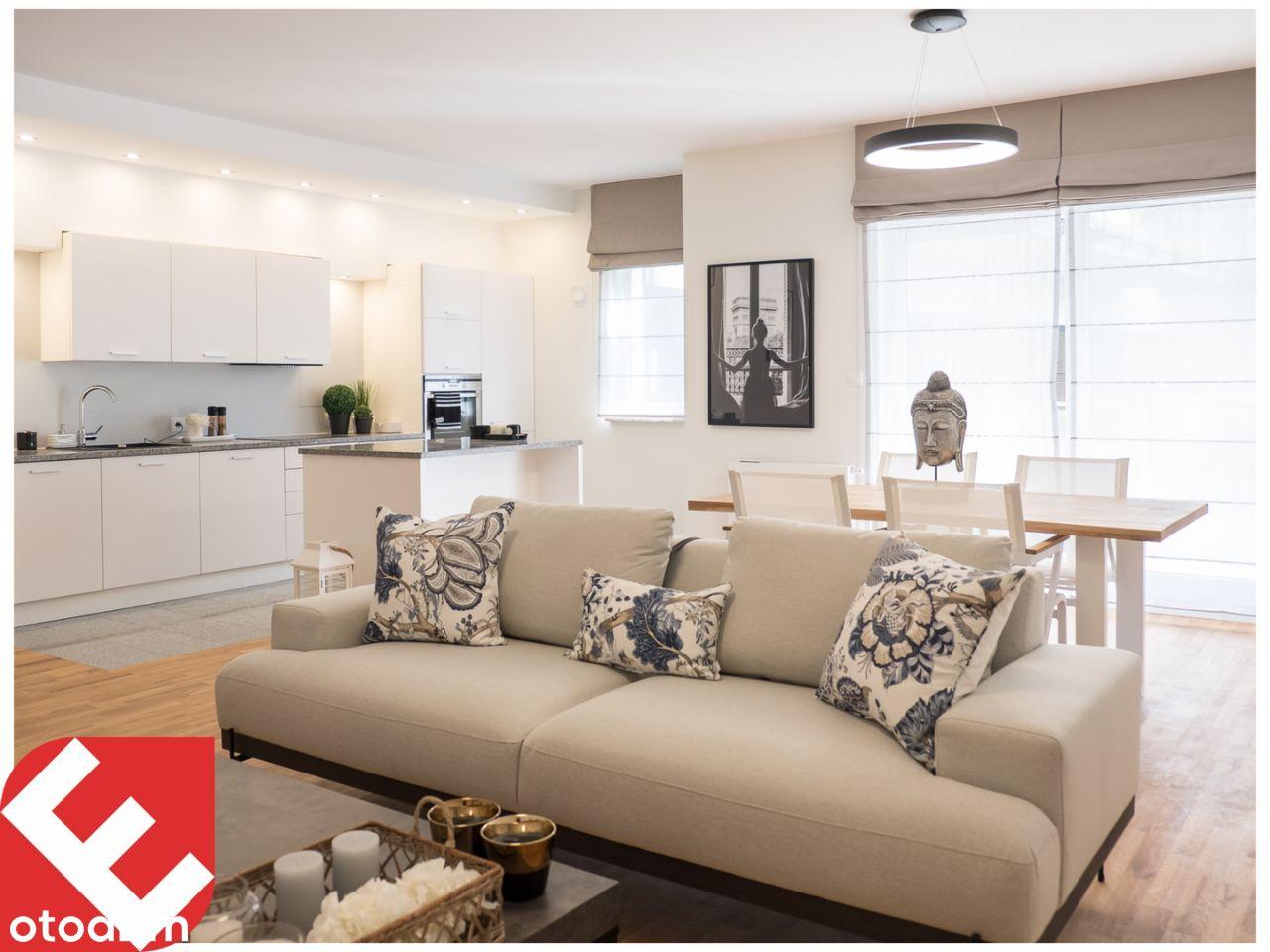 Komfortowe i przestronne mieszkanie
