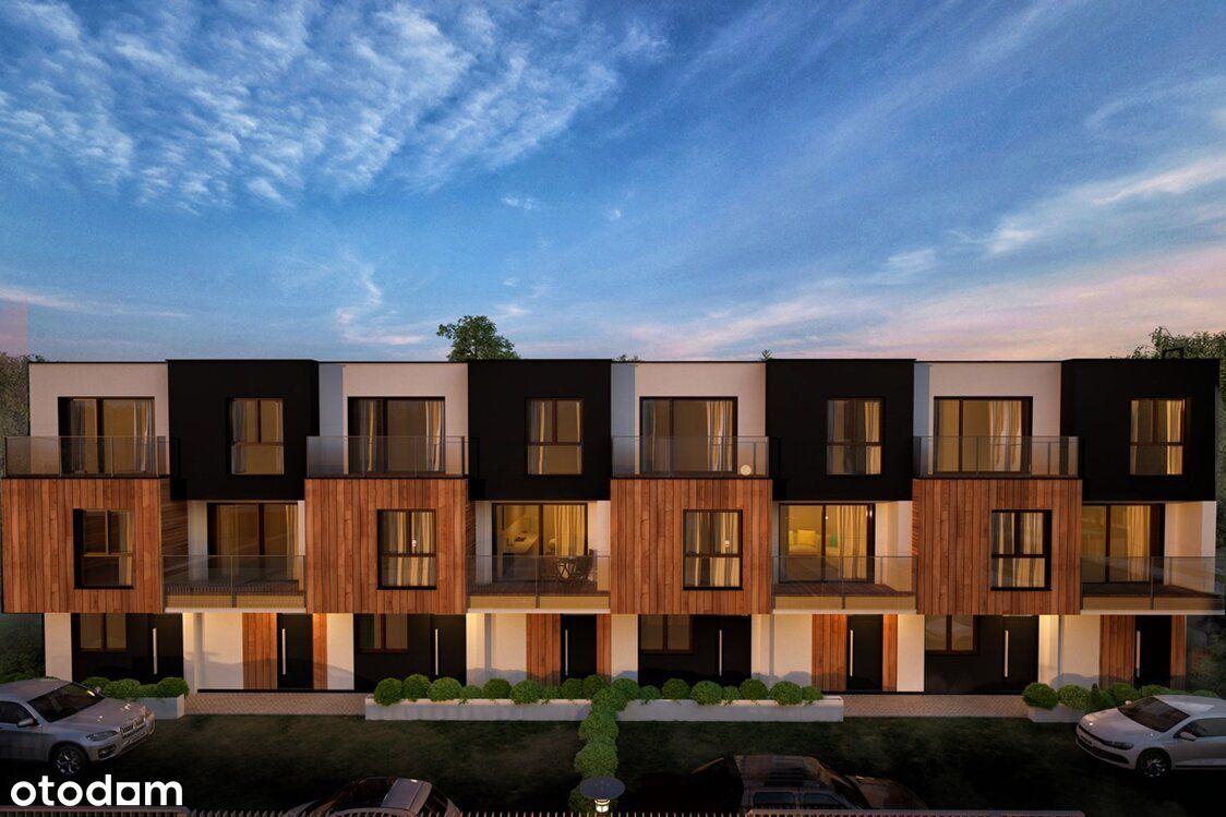 Nowe mieszkanie w szeregowcu, Marki - A2