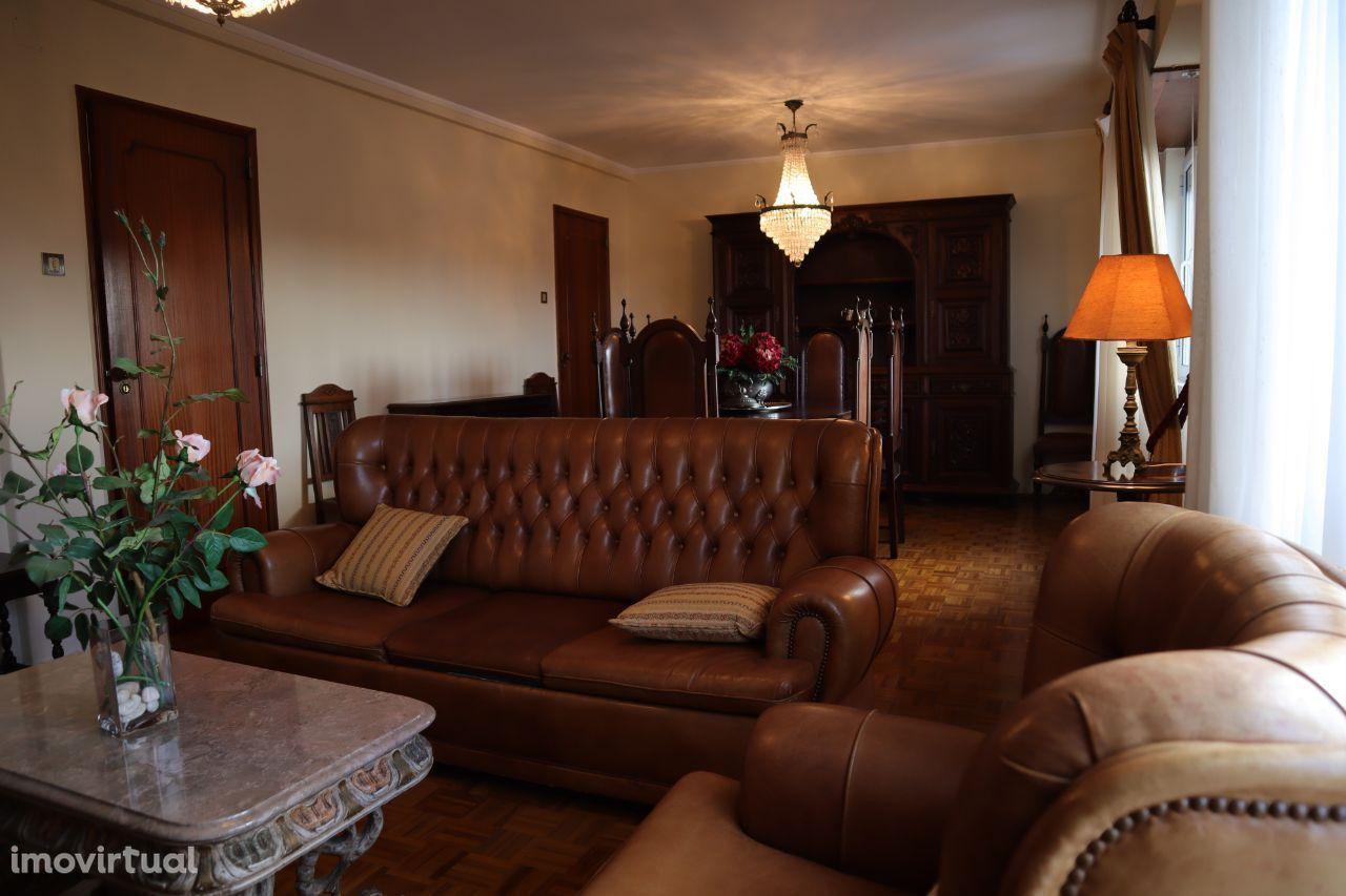 Apartamento em Tomar, T3+1 Mobilado c/ Excelente Localização
