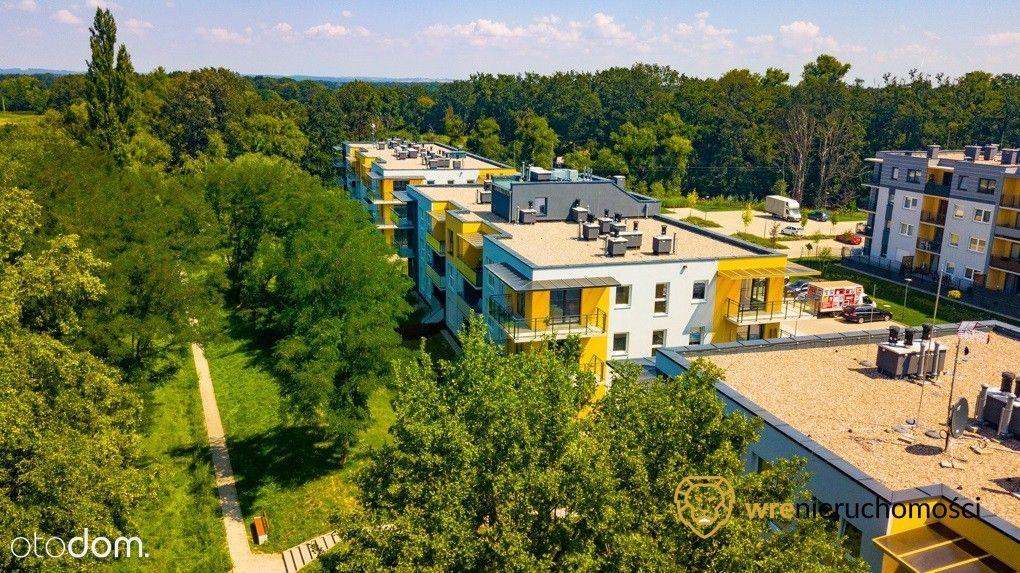 3 pokoje - zielona okolica - balkon - obok rzeki!