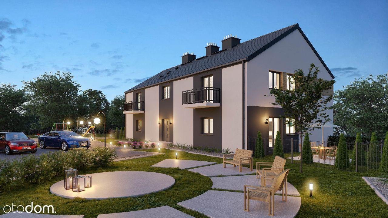 Nowe mieszkanie z ogrodem o pow.50 m2/Odbiór 2021r