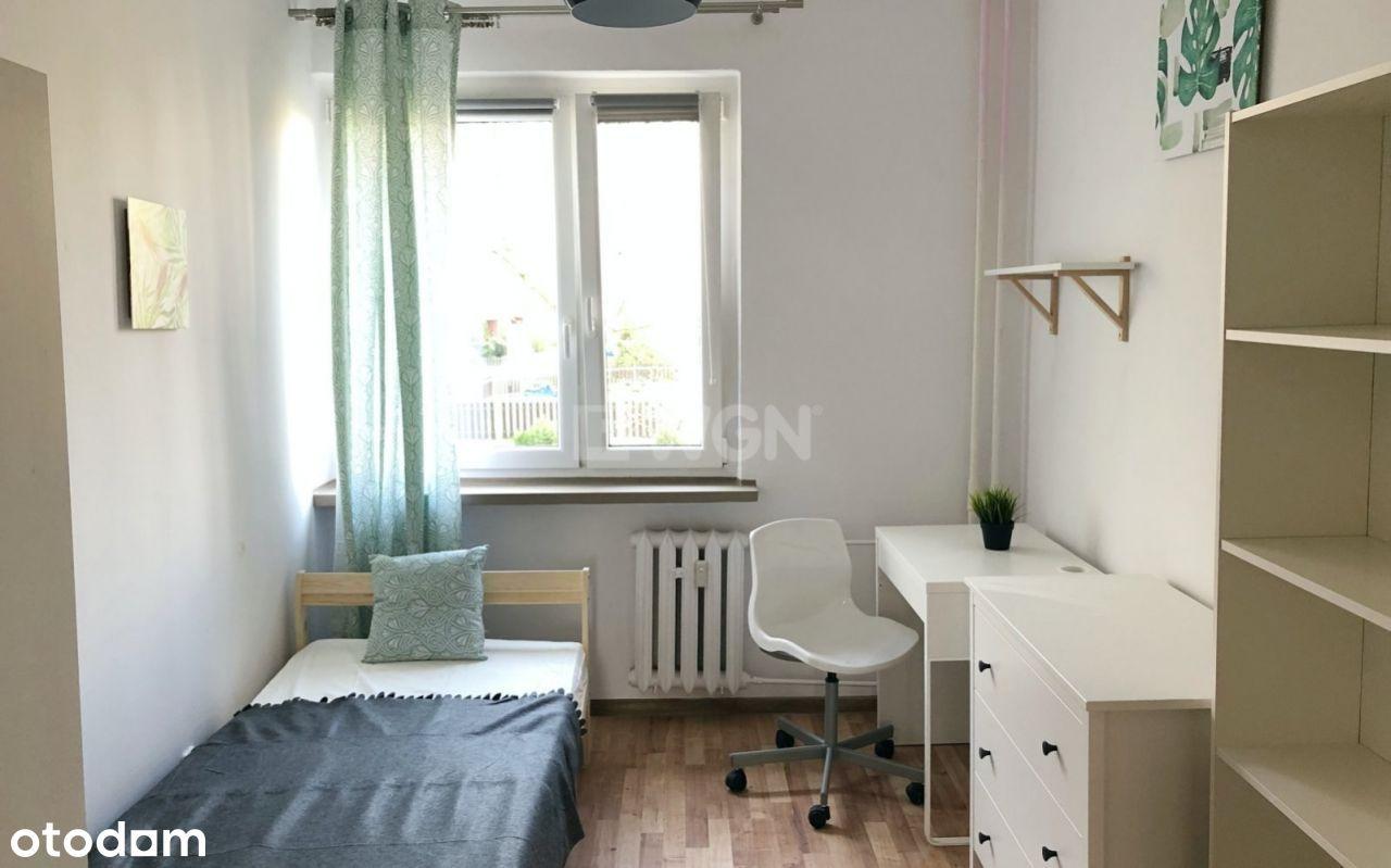 4 pokojowe 63 m2 z balkonem parter Os. Zawadzkiego