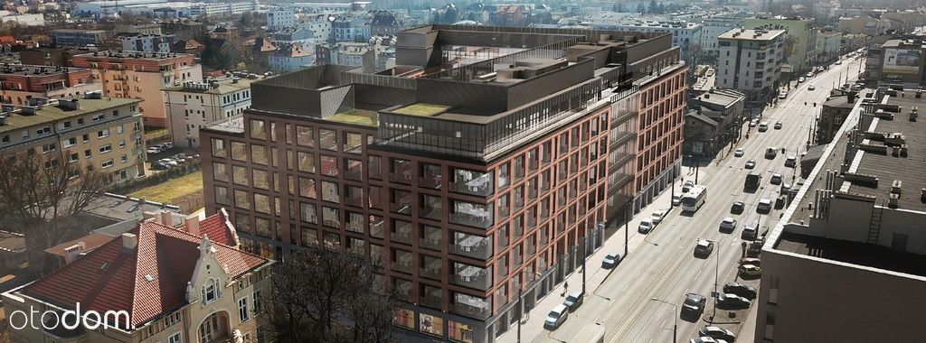 Lokal użytkowy, 1 466 m², Poznań