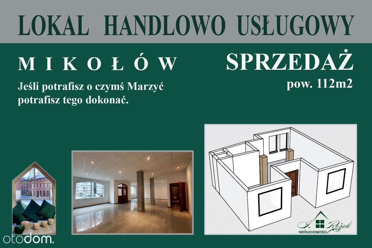 Lokal Użytkowy Mikołów Centrum, 112m2