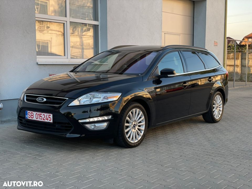 Ford Mondeo 1.6 - 1