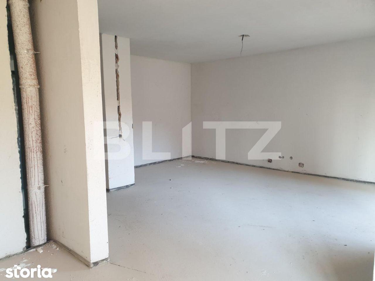 Apartament cu 1 camera, 51.45 mp, CF zona Vivo!