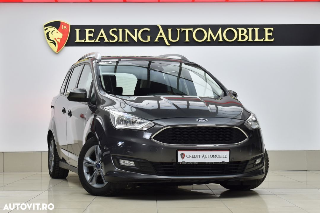 Ford C-MAX 1.5 - 3