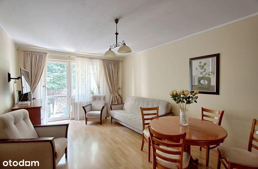 Duże, 2-pokojowe mieszkanie przy Wałach Chrobrego