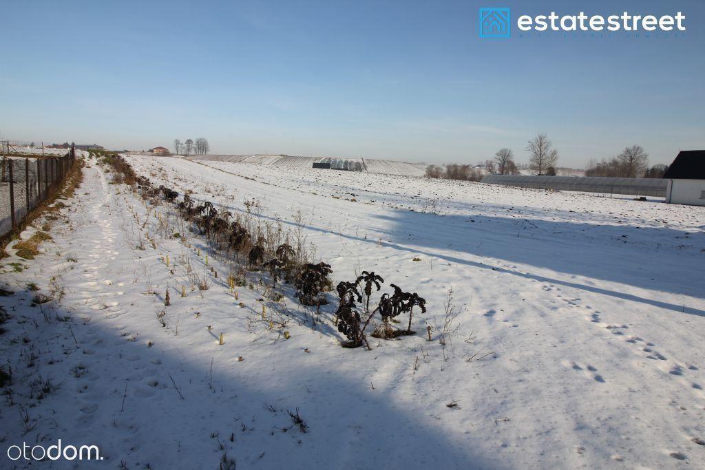 Działka budowlano- rolna, Czernichów gm. Koniusza