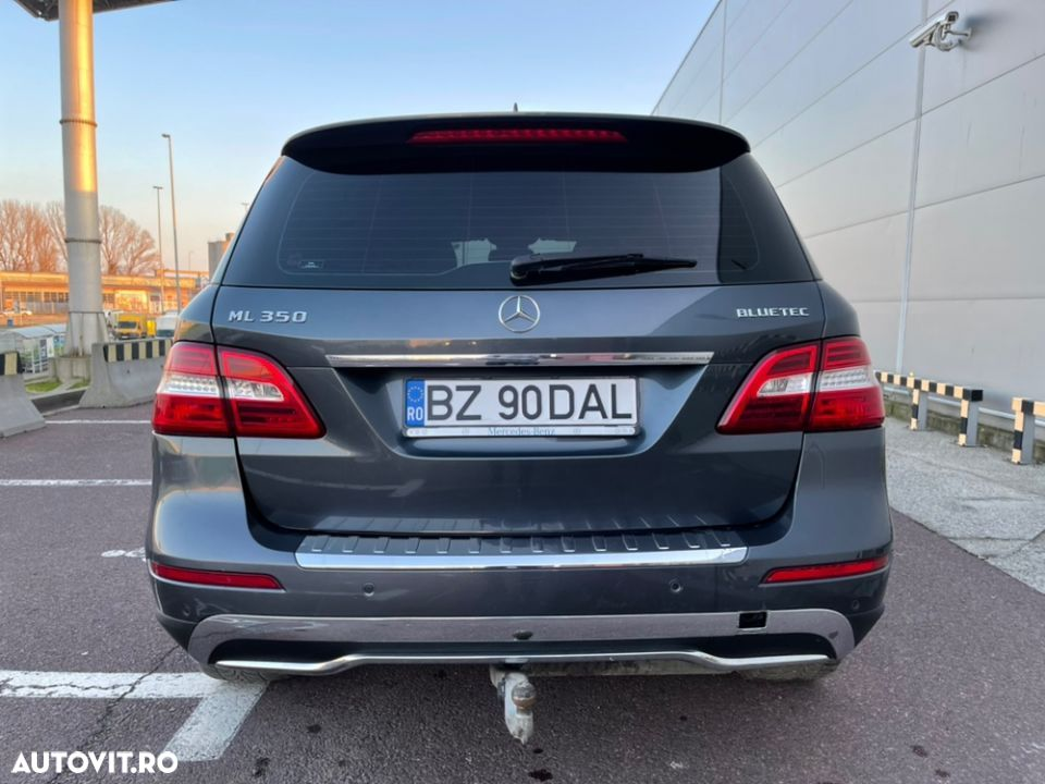 Mercedes-Benz ML 350 - 27