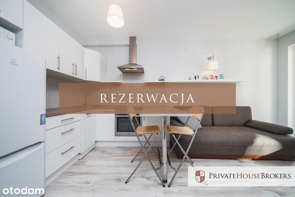 2-pokojowy apartament z balkonem- Dobrego Pasterza