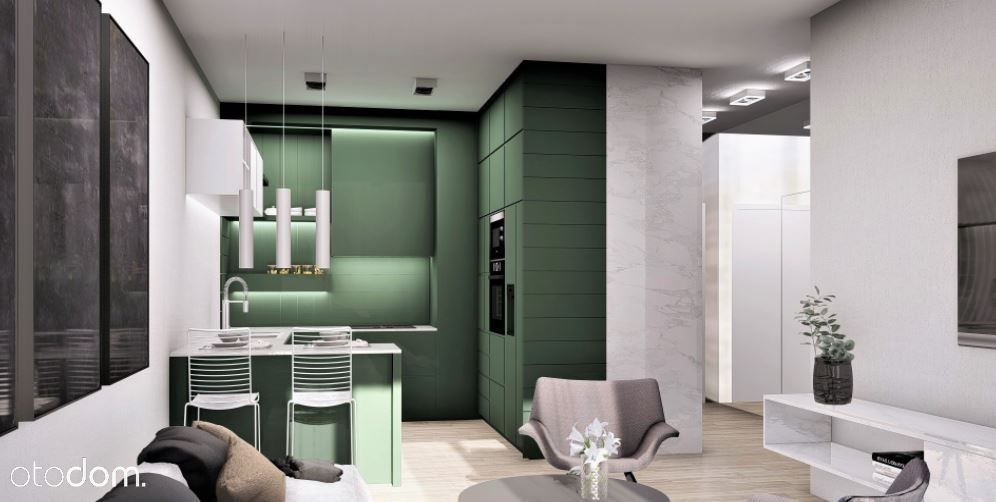 Nowe mieszkanie Sielec Renarda A4
