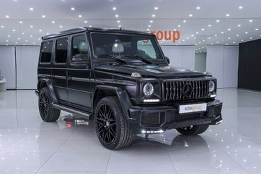 Saber mais: Mercedes-Benz G 350