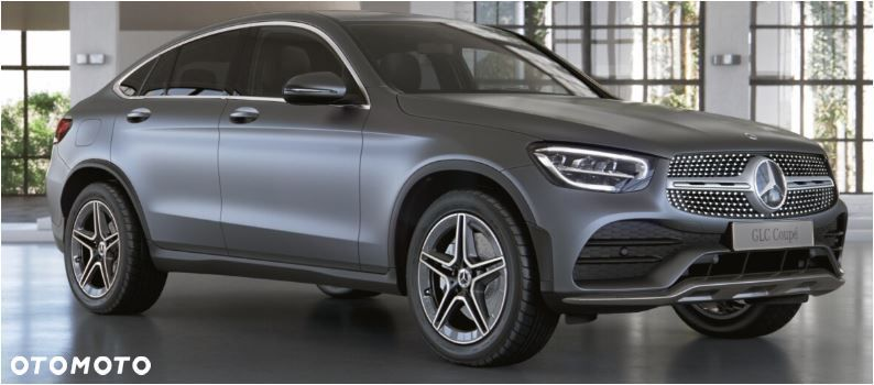 Mercedes-Benz GLC COUPE 2021 GLC 220d 4MATIC Coupe 194KM - 1
