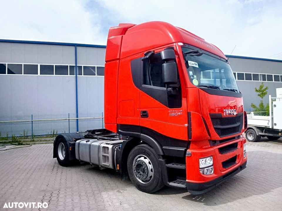 Iveco STRALIS AS440S46T/P 460 CP - 1