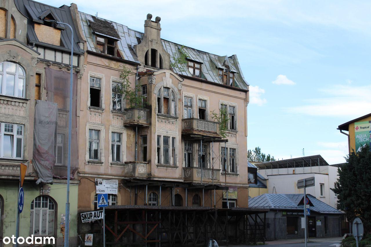 Nieruchomość w centrum Rybnika