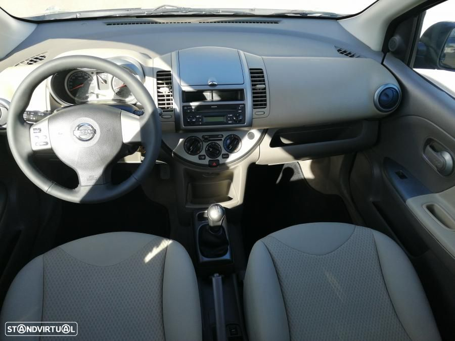 Nissan Note 1.5 DCi Acenta - 22