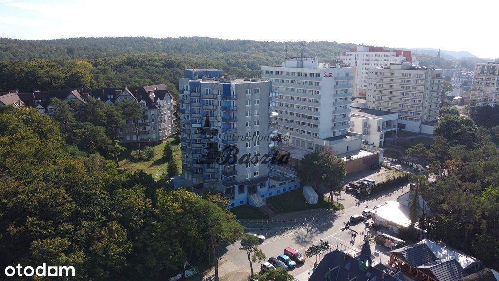 Dwupokojowe mieszkanie przy plaży   pierwsza linia