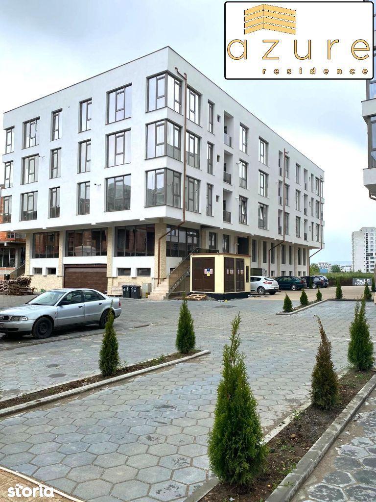 Vand apartament finisat 3 camere, Azure Residence- DEZVOLTATOR