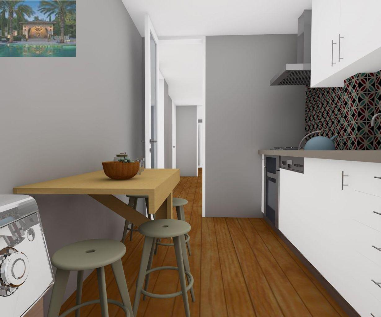 Benfica - Apartamento T3 totalmente remodelado