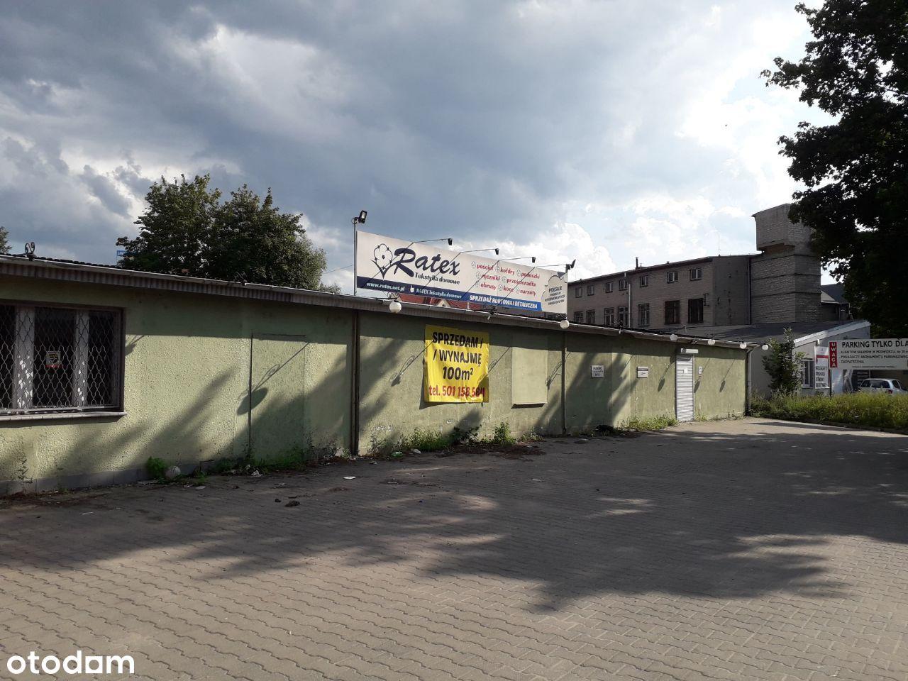 Lokal użytkowy centrum Gorzowa Młyńska 100m2 sklep