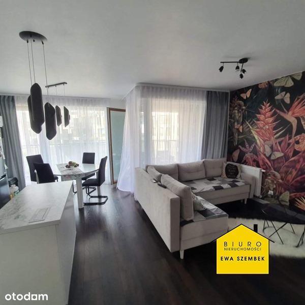 Poznań /Podolany, nowoczesny apartament 62,5m2 3p