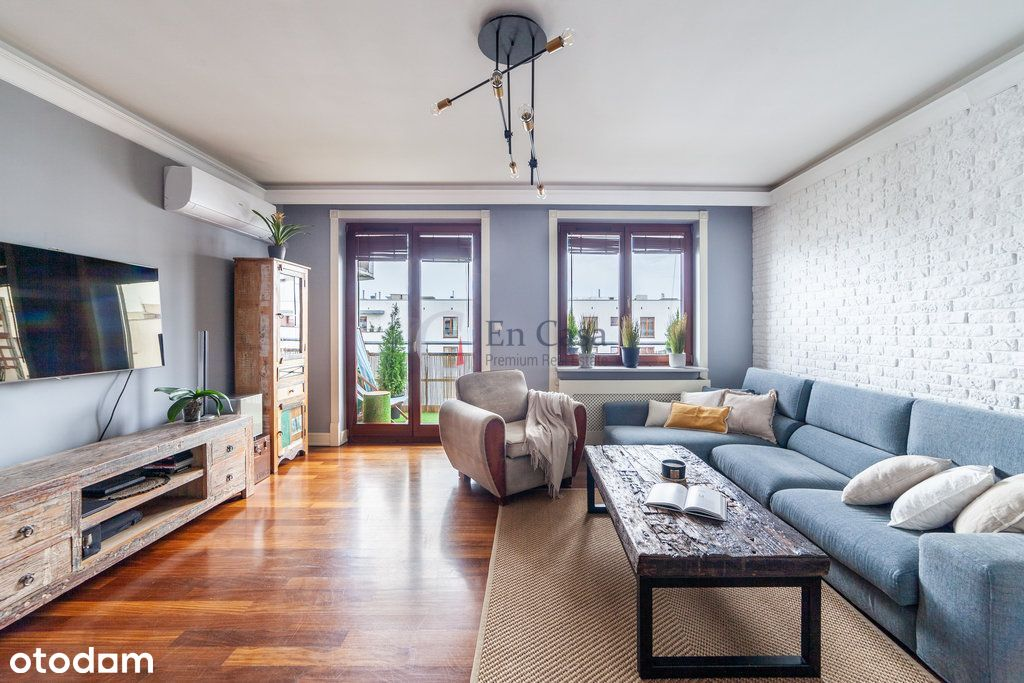 Eleganckie Mieszkanie   3 Pokoje   Mokotów  