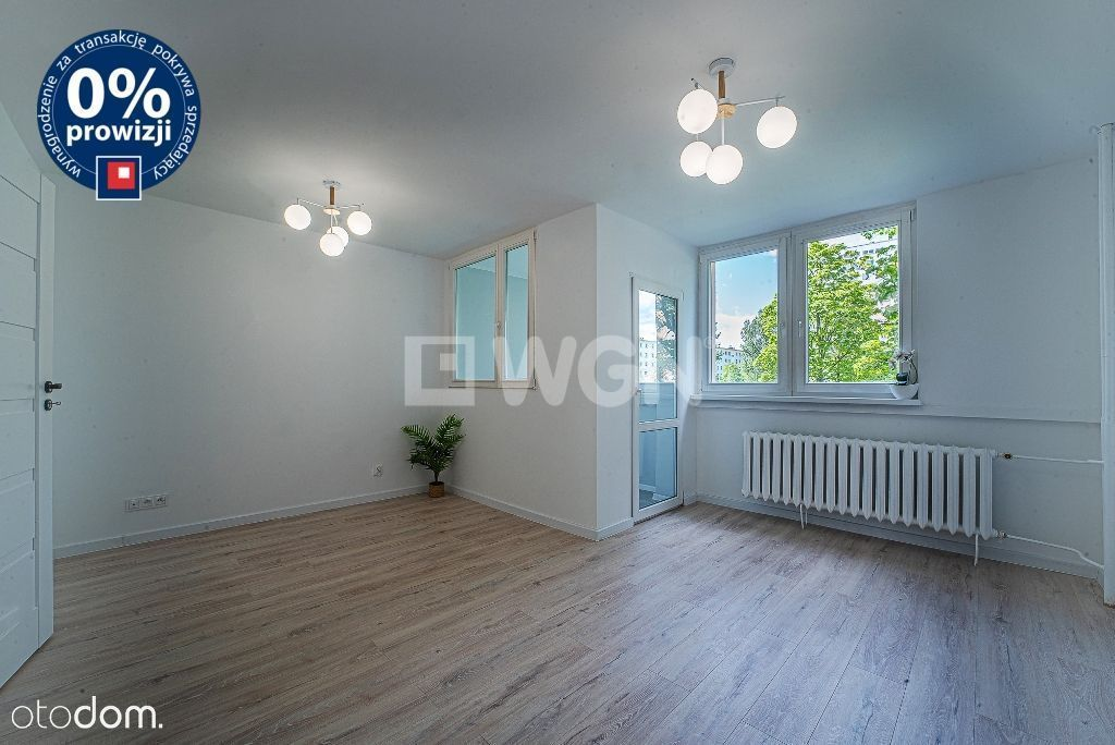 Mieszkanie, 56,90 m², Bolesławiec