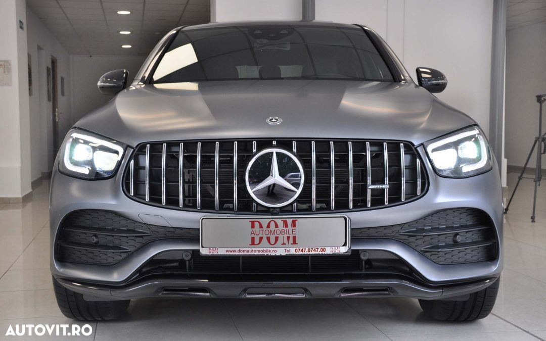 Mercedes-Benz GLC Coupe GLC220 - 1