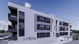 Apartamento T2 fracção 3.