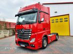 Mercedes-Benz Actros Mp4 / 1845 / GIGA Space / Style Line / Standard - 7
