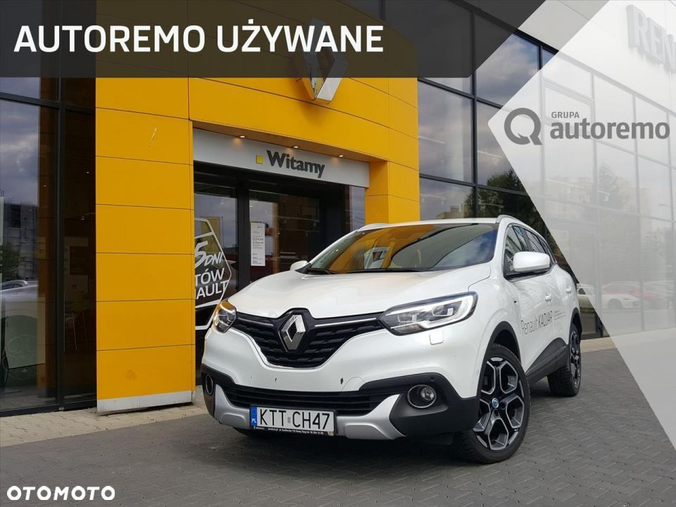 Renault Kadjar 1.2 Energy TCe 130KM S-Edition, Salon PL, DEMO - 1