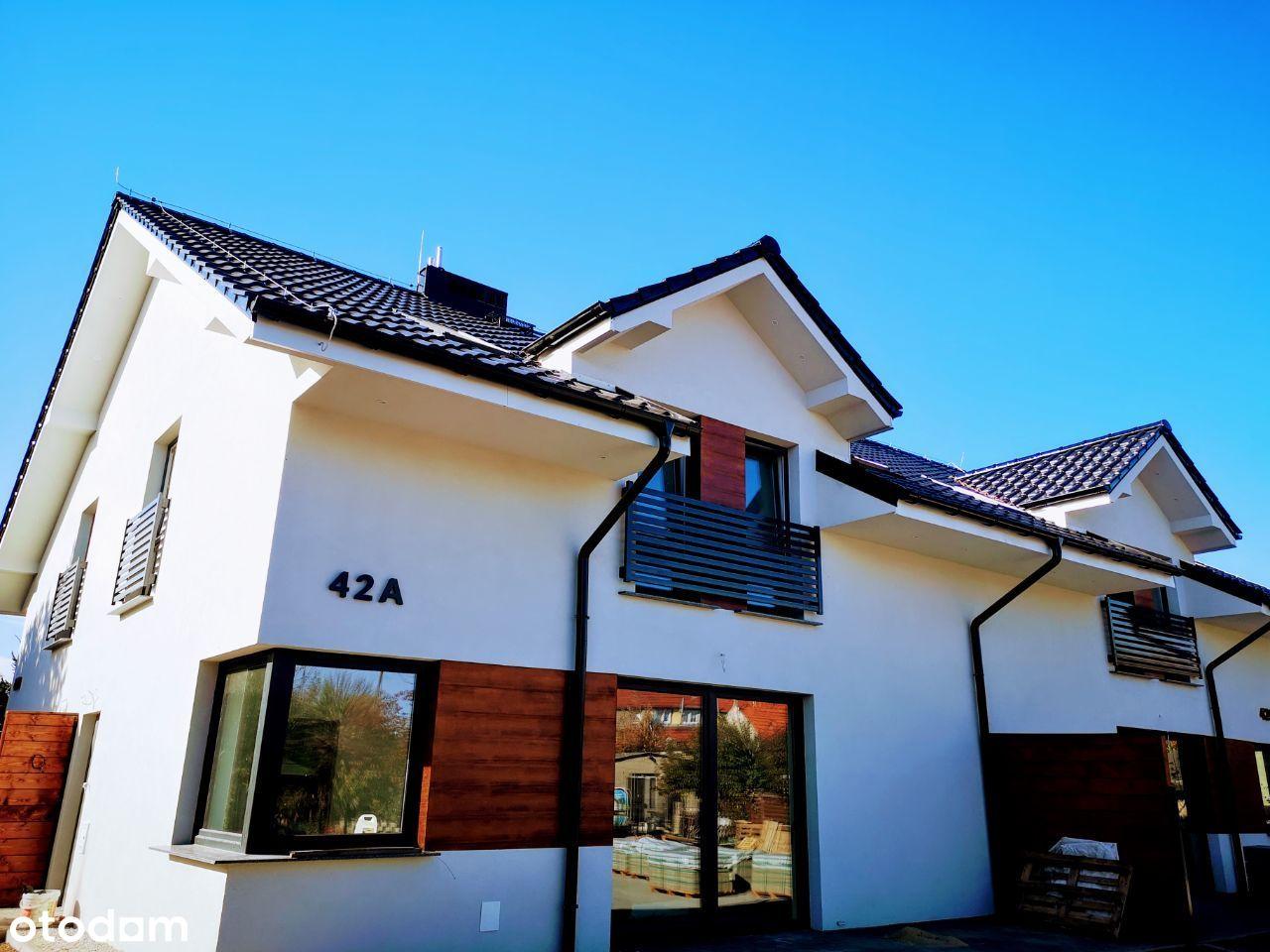 Nowy apartament z ogródkiem ul. Kutrowskiego