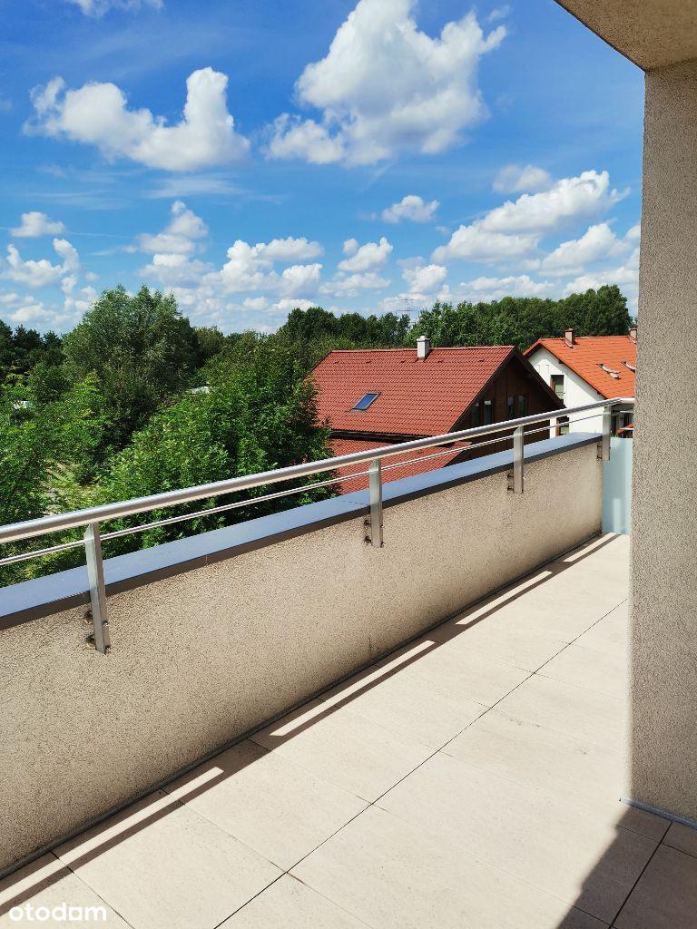 Przestronne, nowe mieszkanie - 78 m2