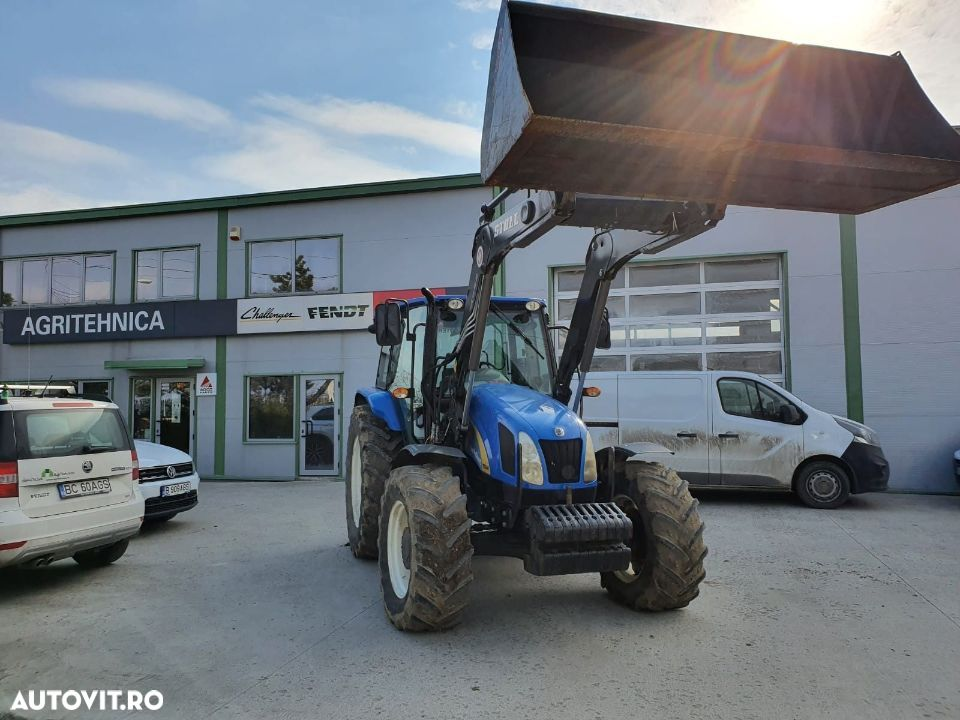 New Holland T5060 - 7