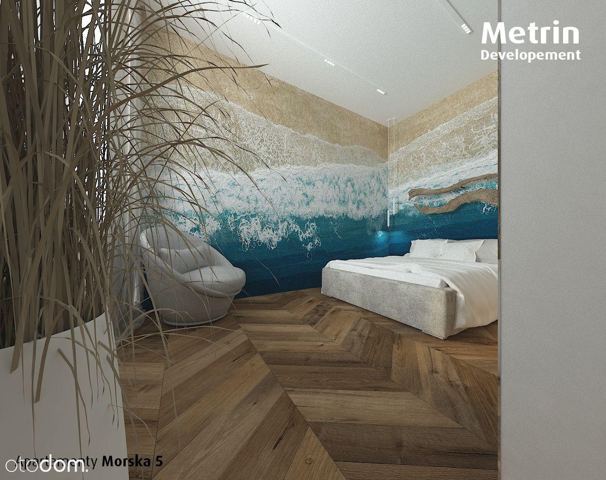 Apartament 2 pokojowy nad morzem*48,39m2
