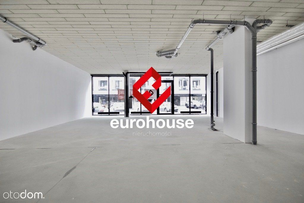 Lokal użytkowy, 121 m², Warszawa