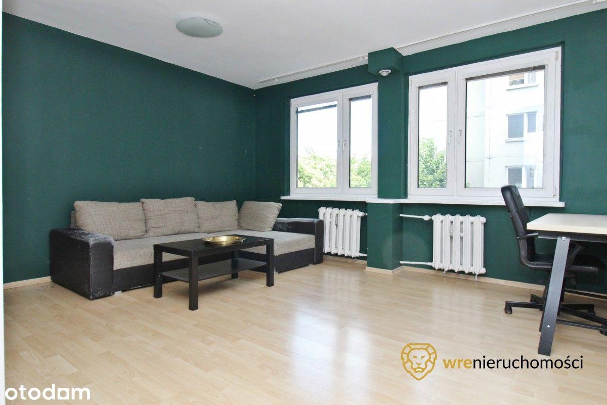 Mieszkanie 72 m2 3/4 pokoje Balkon Garaż Krzyki